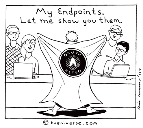 My Endpoints