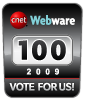 Webware 2009 Vote